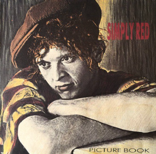 Simply Red - Picture Book (LP) (G++/VG-)